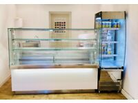 Commercial Fridge Display Counter