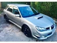 Subaru Impreza 2.5 WRX (280bhp)