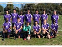 Teams looking for players, looking for 11 aside football in London a82g