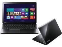 Laptop toshiba intel i7