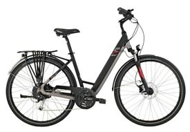 EVO City Wave Pro electric bicycle
