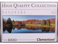 Brand new 1000 pce jigsaw puzzle for sale