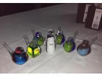 SVAJA Glass Ornaments