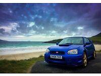Subaru Impreza WRX!