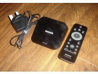 Philips HMP2000/05 WI-FI HD Media Player with N etflix !!