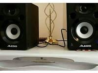 Alesis elevate 5 studio speakers