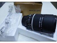 Nikon 135mm f/2.0 D AF DC Lens Like New (Nikon best 10 lenses ever)