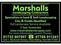MARSHALLS LANDSCAPING CONTRACTORS