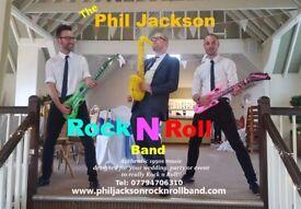wedding, party, event Rock n Roll 1950s band, Suffolk Norfolk Essex Cambridge