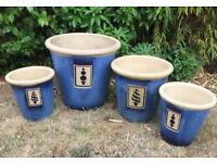 Plant Pots - great condition