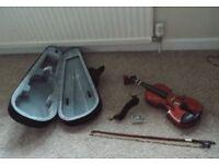 Violin - 1/4