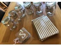 Wedding Sweet Jars