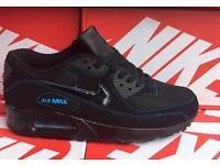 Nike Airmax 90s Black & Blue £35 Each