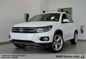 2015 Volkswagen Tiguan Highline, R-Line Package, Technologie Pac