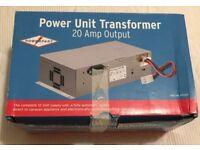 P0120 Caravan Mains 20 Amp Power Supply & Battery Charger