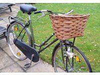 Classic retro Dutch bike - made in Holland like Gazelle Batavus Sparta