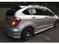 HONDA FRV ES I CDTi In SILVER IMMACULATE CONDITION FAMILY CAR
