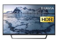 "SONY 49"" KDL-49WE663 SMART HDR LED TV RRP £599"