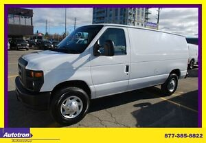 2012 Ford E-250 3/4 TON SAFE CAGE TINTED BACK WINDOWS ONLY