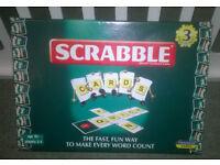 Scrabble Cards
