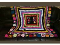 Crochet Blanket / throw