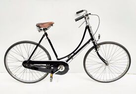 vintage ladies Pashley town bicycle