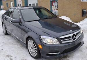 2011 Mercedes-Benz C-Class C250 4MATIC**V-6**2.5L**