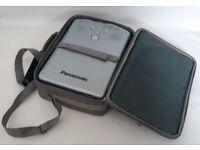 PANASONIC PT-L701E LCD Digital Multimedia Projector, Lamp 547h, with bag