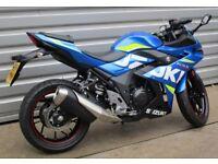 Suzuki GSX250 - Only 1,448 Miles!!