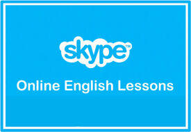 SKYPE lessons with CELTA qualified native English teacher