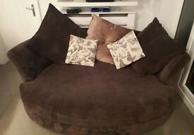 DFS cuddler sofas for sale, great condition, paid £1,400. Selling for £100 each sofa.