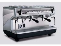 Nouvo Simonelli Appia II - 2 group Volumetric Espresso machine