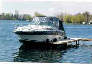 CRUISER BOAT FOR SALE - PERFECT CONDITION Cornwall Ontario image 2