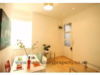 2 Bed Flat in NW2 Willesden Green - Available October - Entryphone - Furnished - Parking Space