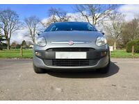 2011 Fiat Punto Evo Active ... Manual ... Low miles 55000 only ... Cleaned Grey ... Fiat punto 2011