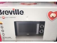 Microwave Oven -Brand New