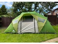 4 PERSON TENT -QUECHUA ARPENAZ FAMILY 4.2 XL