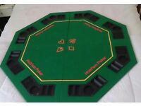Texas Hold Em Poker Folding Table