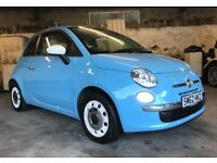 November 2012 Fiat 500 Colour Therapy 1.2 Petrol 70Bhp