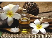 Full body aromatherapy massage with complimentry steam and sauna