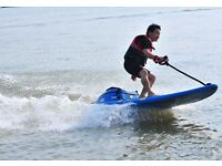 Jet Surfboard 4 Stroke 125CC 40km/h Jet Power Wakeboard Red or White