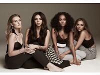 Little Mix tickets x 4 (14th Oct 2017 - Leeds @ 13.00). Total Cost = £320