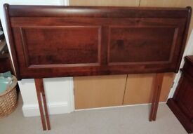 Willis and Gambier Headboard - Antique / Vintage / Traditional - Double Bed Size