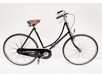 vintage ladies Pashley town bicycle
