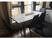 Near-New Modern Dining Set from Made/Wayfair