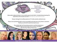 Bridal and special events makeup artist
