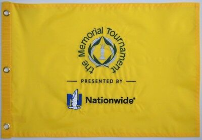 THE MEMORIAL TOURNAMENT presented by NATIONWIDE Embroidered GOLF FLAG