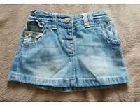 Next baby skirt 3-6m