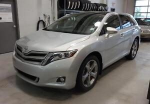 2013 Toyota Venza Limited MOONROOF NAVIGATION LEATHER SEATS