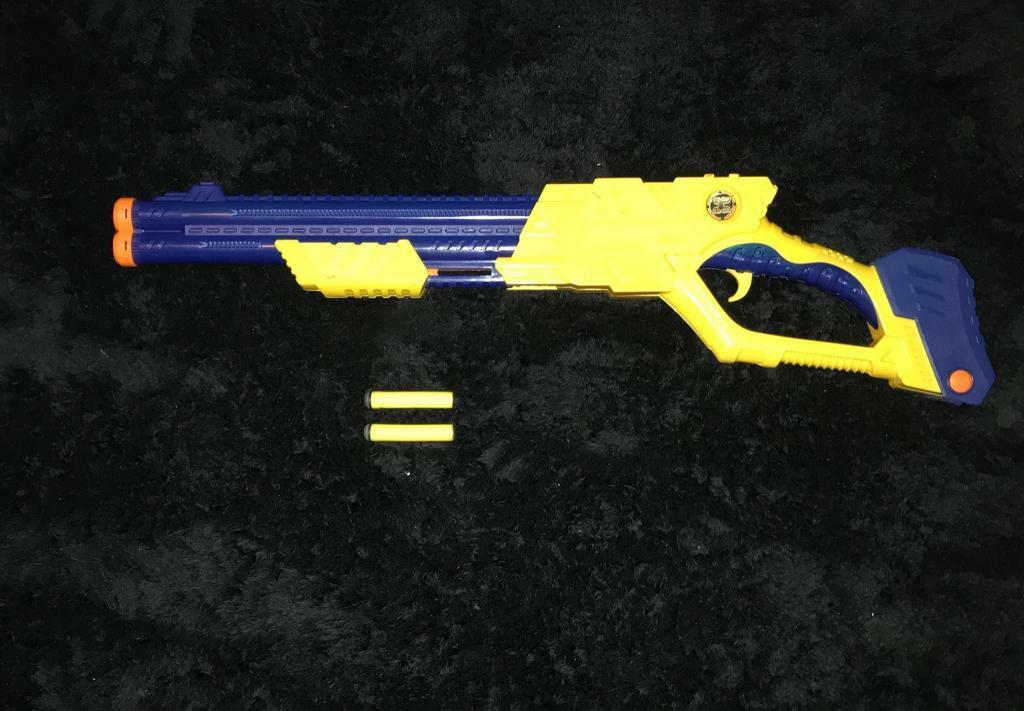 Nerf Double barrel shotgun